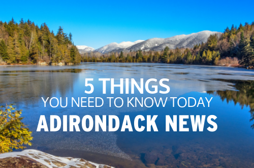 5 Things You Need to Know | November ADK Conservation News