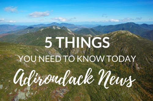5 Things You Need to Know | May ADK Conservation News