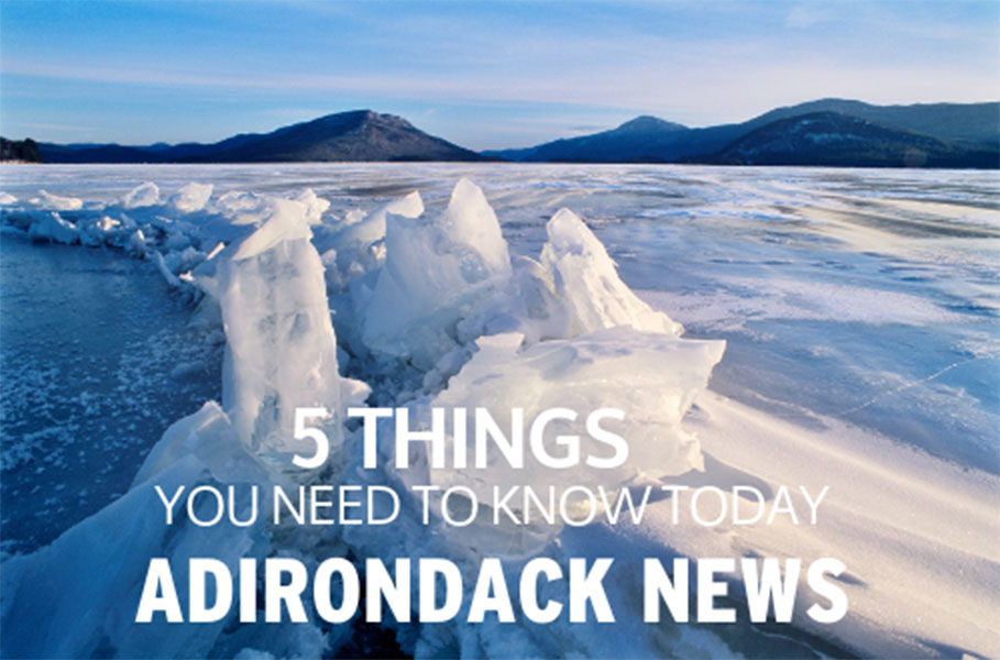 5 Things You Need to Know | January ADK Conservation News