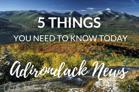 5 Things You Need to Know | October ADK Conservation News