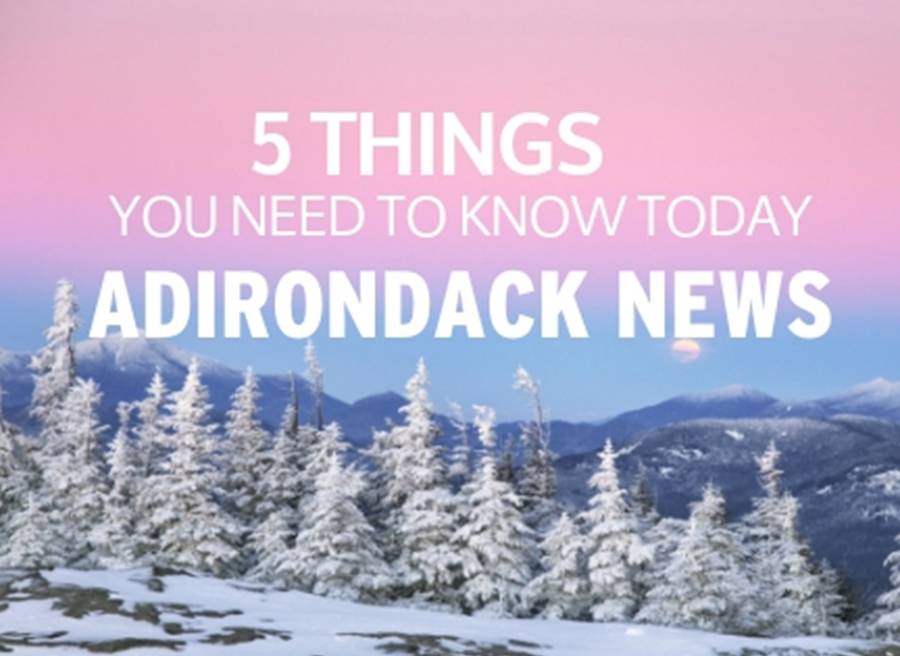 5 Things You Need to Know | December ADK Conservation News