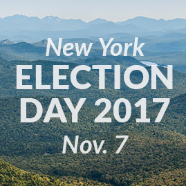 2017 New York State Election & the Adirondacks | What You Need to Know