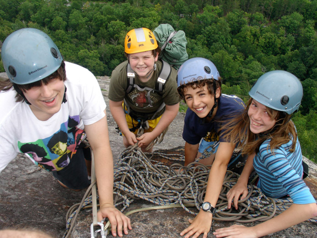 Get Out and Play! The Benefits of Kids and the Outdoors in the Adirondack Park