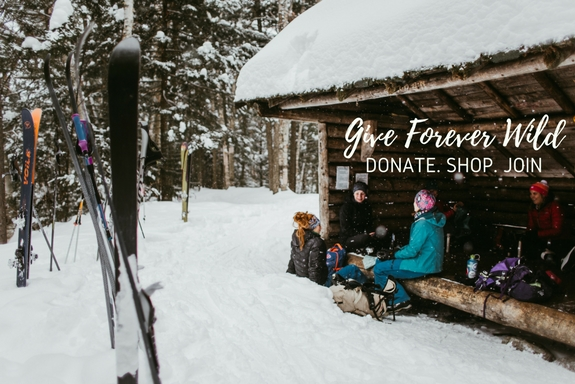 10 Ways to Support the ADKS this Holiday Season | Give Forever Wild