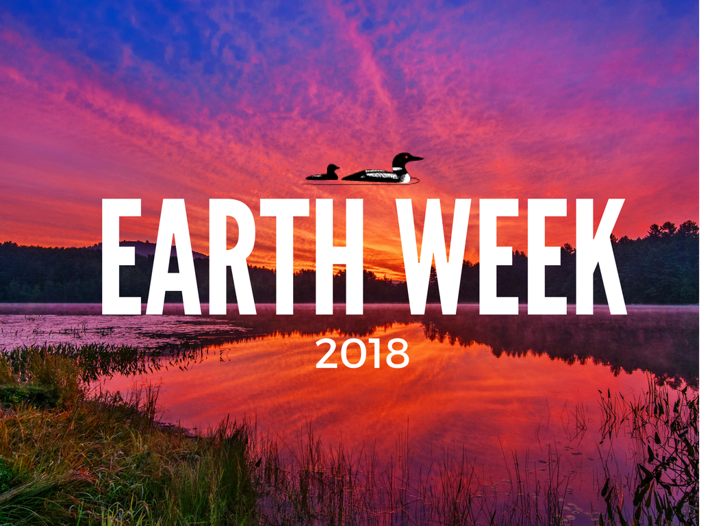 8 Ways to Celebrate Earth Week 2018