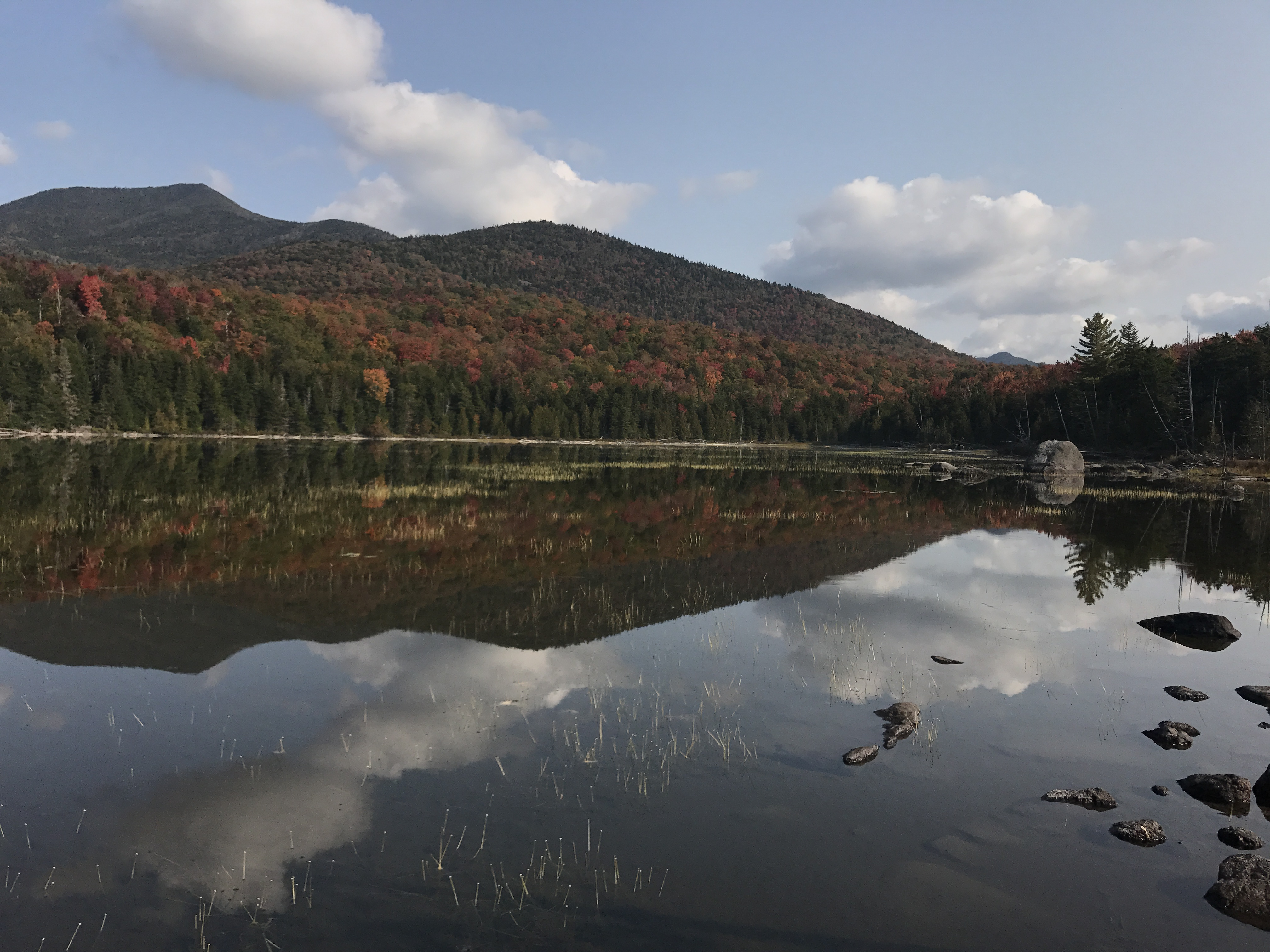Foliage Report Sept 22 | Fall Foliage in the Adirondacks