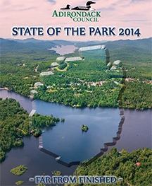 The Adirondack Council Releases its <em>State of the Park</em> Report!