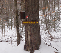 Adirondack Council is Pleased Adirondack Park Agency Reversed its Course on Snowmobile Trail Plan