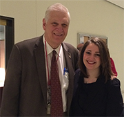 Welcome Dana Mancini as the Council's Newest Clarence Petty Intern