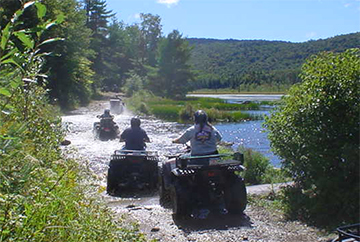 Expanded ATV Riding Raises Big Concerns
