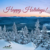 Happy Holidays from the Adirondack Council: Reflecting on 2016