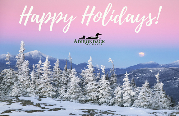 Happy Holidays from the Adirondack Council: Reflecting on 2017