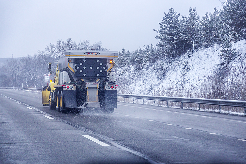 How Road Salt is Impacting Our Adirondack Waters