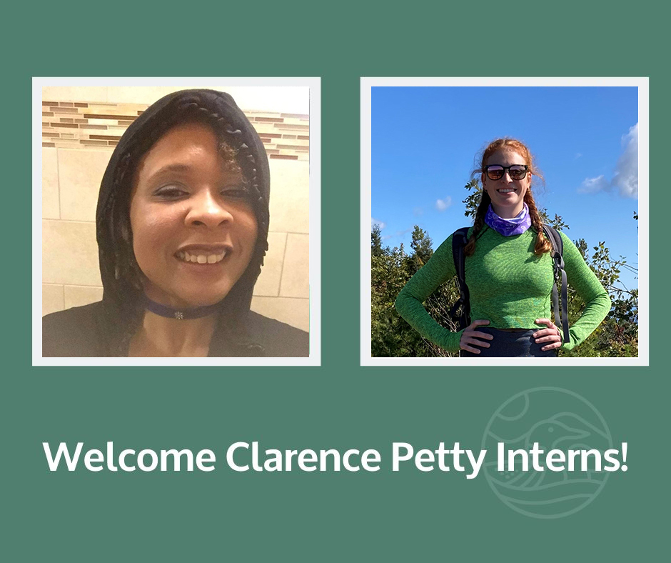 Welcome New Adirondack Council Clarence Petty Interns