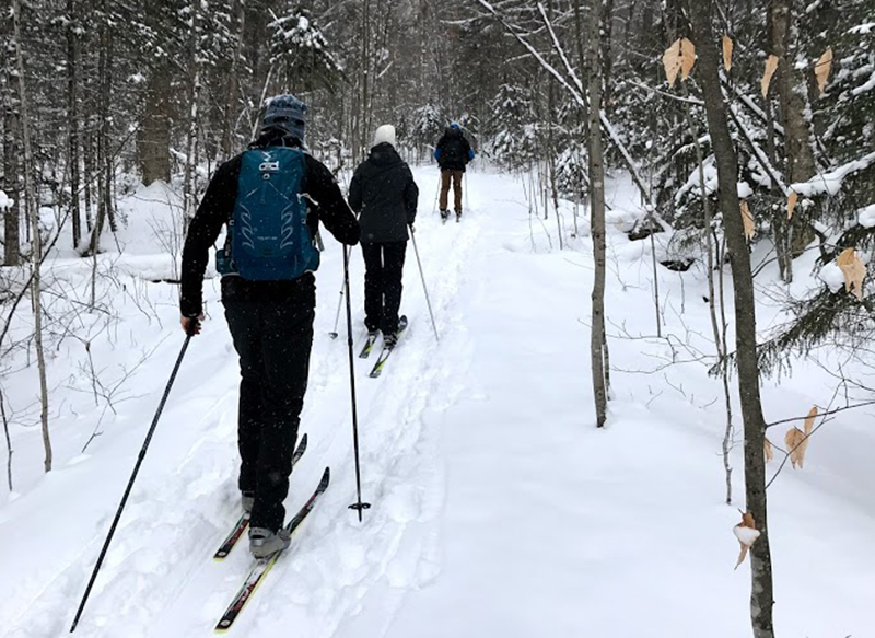 Winter is for Skiing | Postholing in the Adirondacks